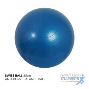 Swiss Ball - Traveling Trainers