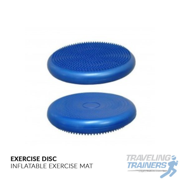 Exercise Disc - Traveling Trainers