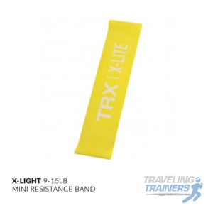 Mini Resistance Band X-Light - Traveling Trainers