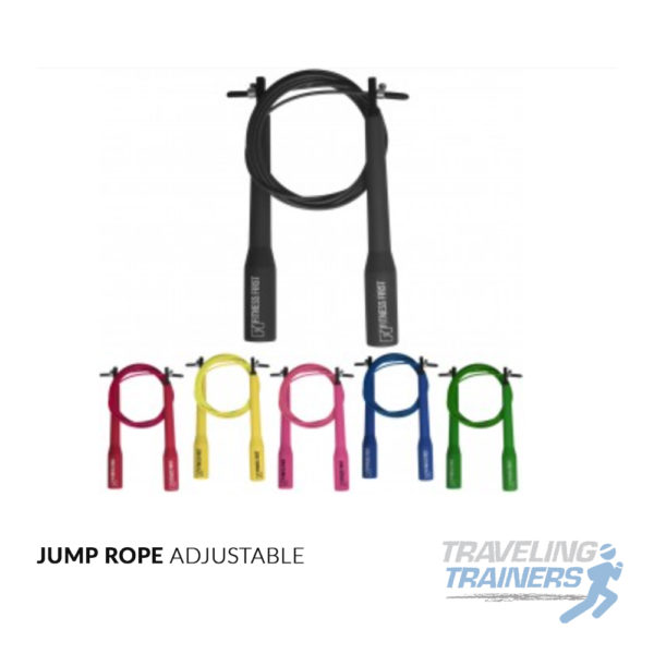 Jump Ropes - Traveling Trainers