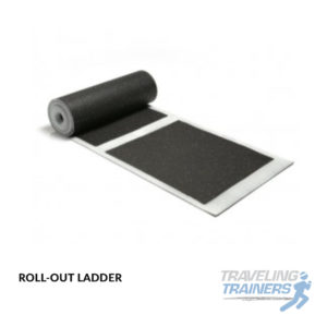 Roll Out Ladder - Traveling Trainers