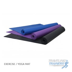 Exercise/Yoga Mat - Traveling Trainers